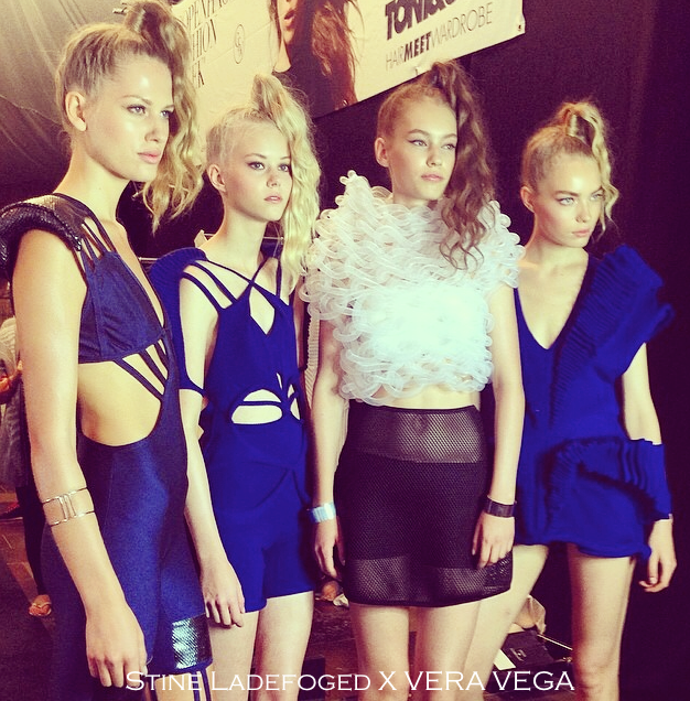 Stine Ladefoged X VERA VEGA Fashion show - 14